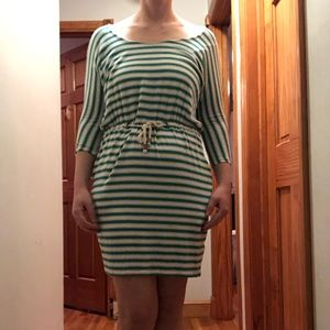 Ella Moss striped dress
